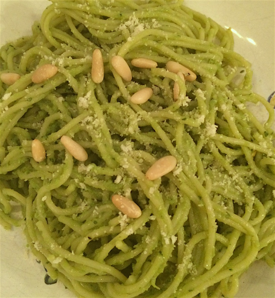 2nd plated avocado pasta crop